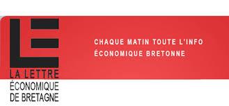 Logo Lettre Economique De Bretagne