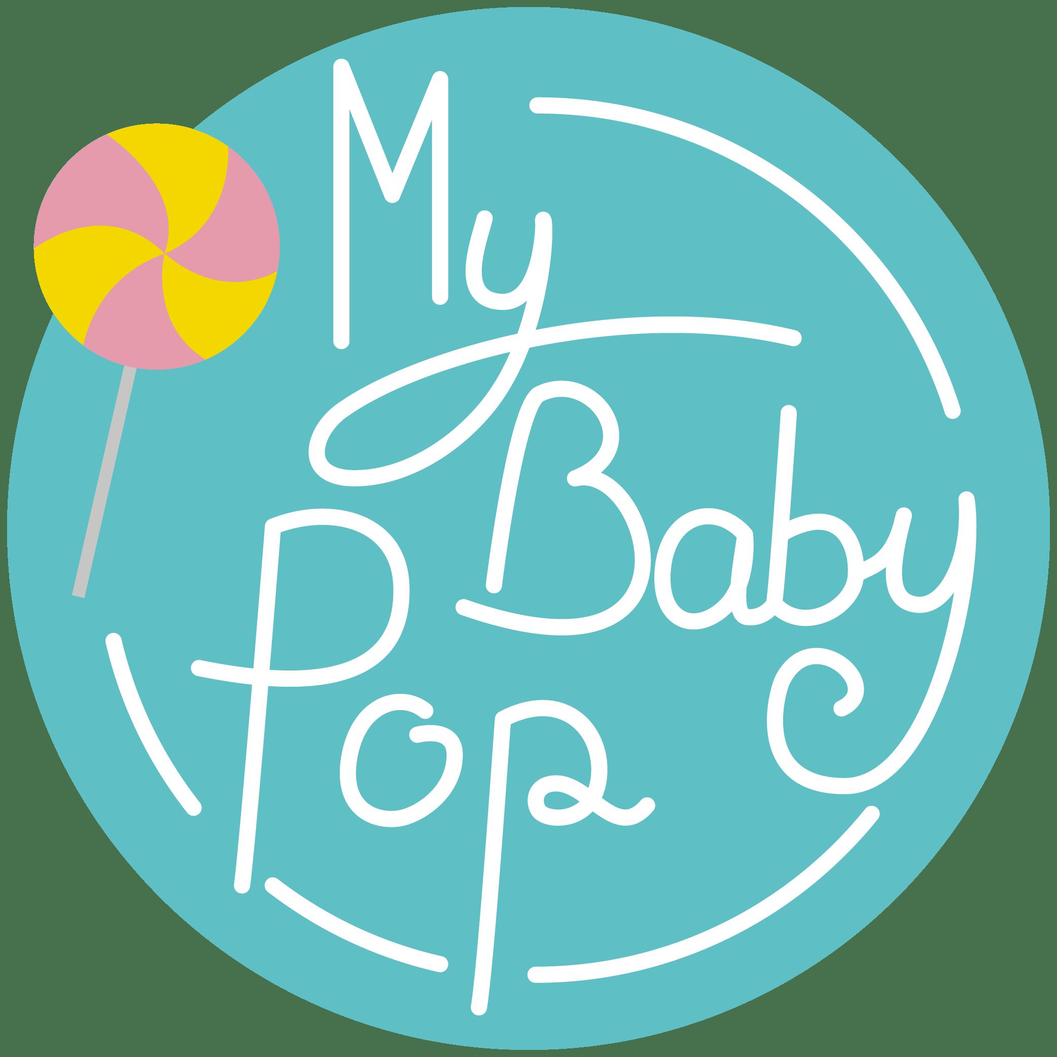 logo my baby pop
