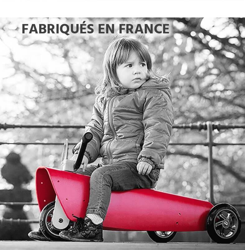 Des bascules et des porteurs fabriqués en France